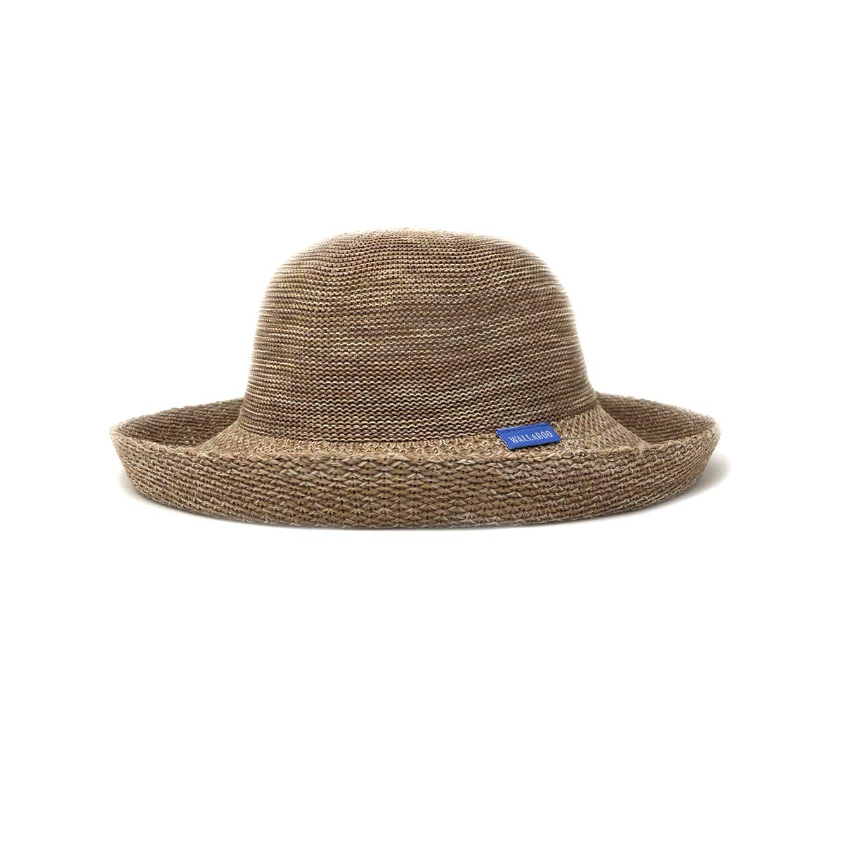Wallaroo Hat Company Women's Petite Victoria Sun Hat - Mixed Camel - Packable, Modern Style, Petite Size, Designed in Australia. by Wallaroo Hat Company (Image #2)