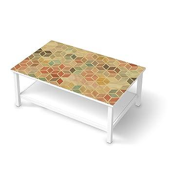 Creatisto Möbelfolie Für Ikea Hemnes Couchtisch 118x75 Cm