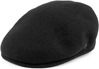 Charcoal Jaxon /& James Classic Wool Flat Cap