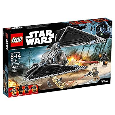 LEGO 75154 Star Wars TIE Striker Star Wars Toy: Toys & Games