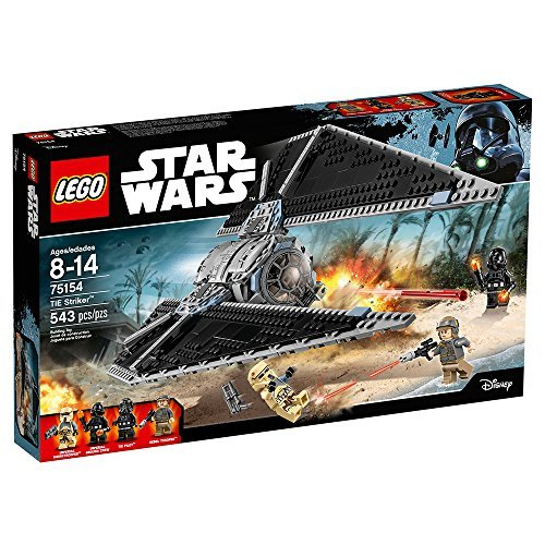 LEGO 75154  Star Wars TIE Striker Star Wars Toy (Lego Star Wars Double Sets)