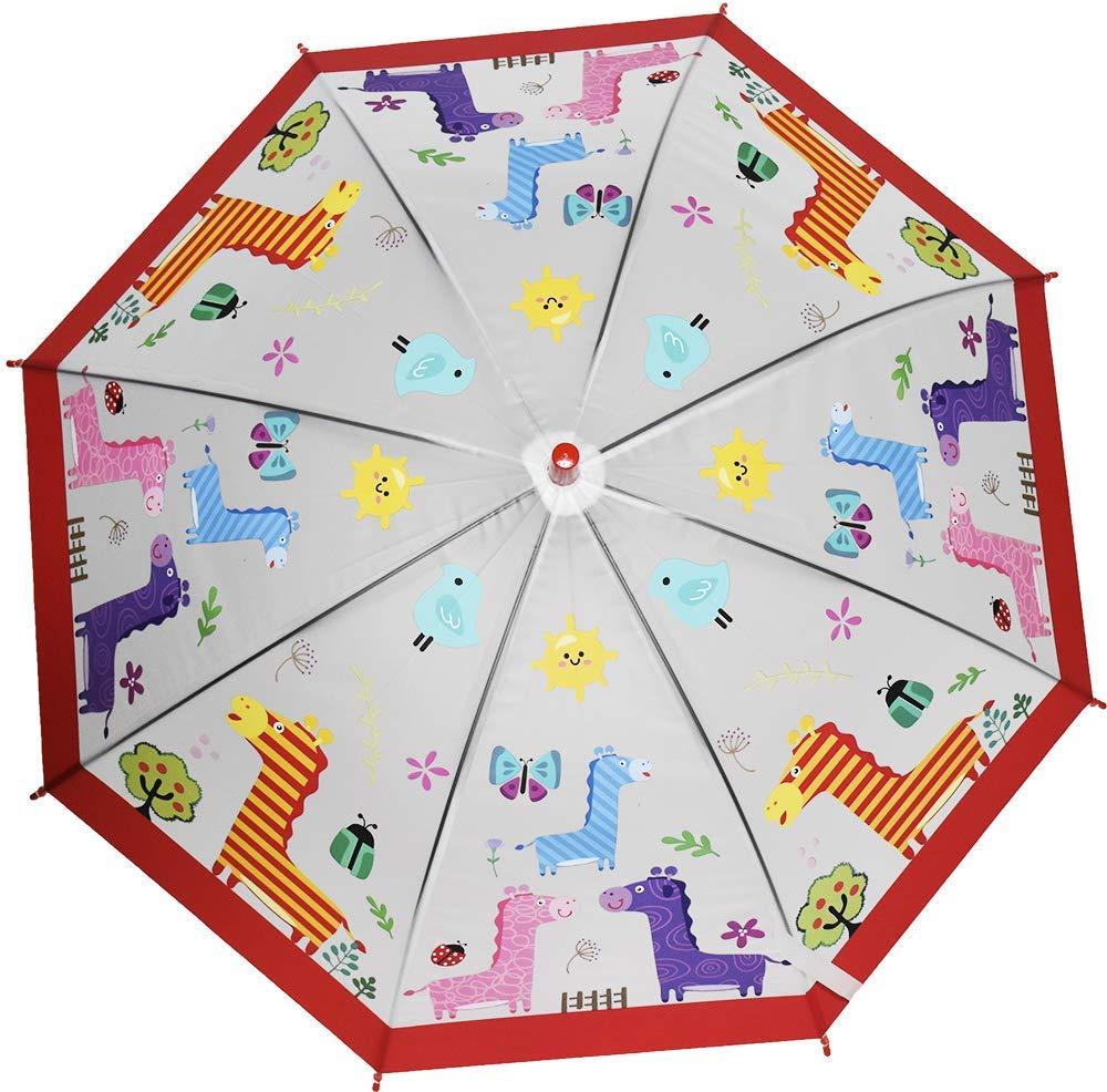 Animal zoo umbrella for kids