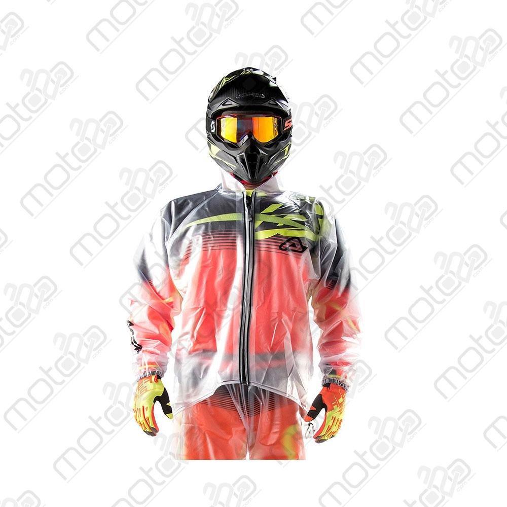 Transparent RAIN Jacket 3.0 Transparent//Neutral S//M