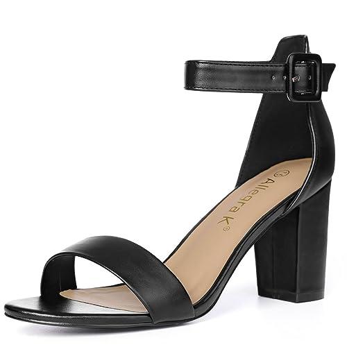 Zapatos grises de punta abierta Viva para mujer 14TeX1PD8P