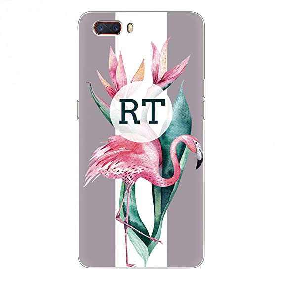Amazon.com: KCHHA Phone case Flamingo Glitter TPU Case for ...