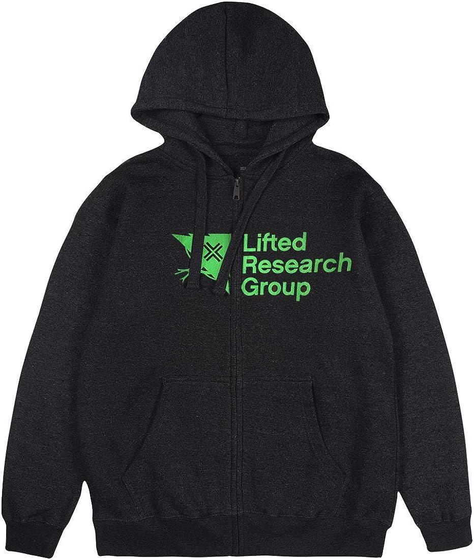 LRG Mens Tree Unit EC Long Sleeve Zip Hoodie