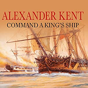Command a King's Ship Audiobook