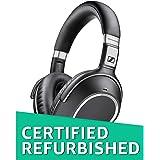 (CERTIFIED REFURBISHED) Sennheiser PXC 550 Wireless Headphones (Black)