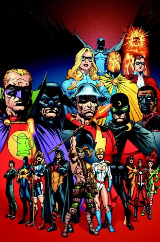 Justice Society of America: The Bad Seed