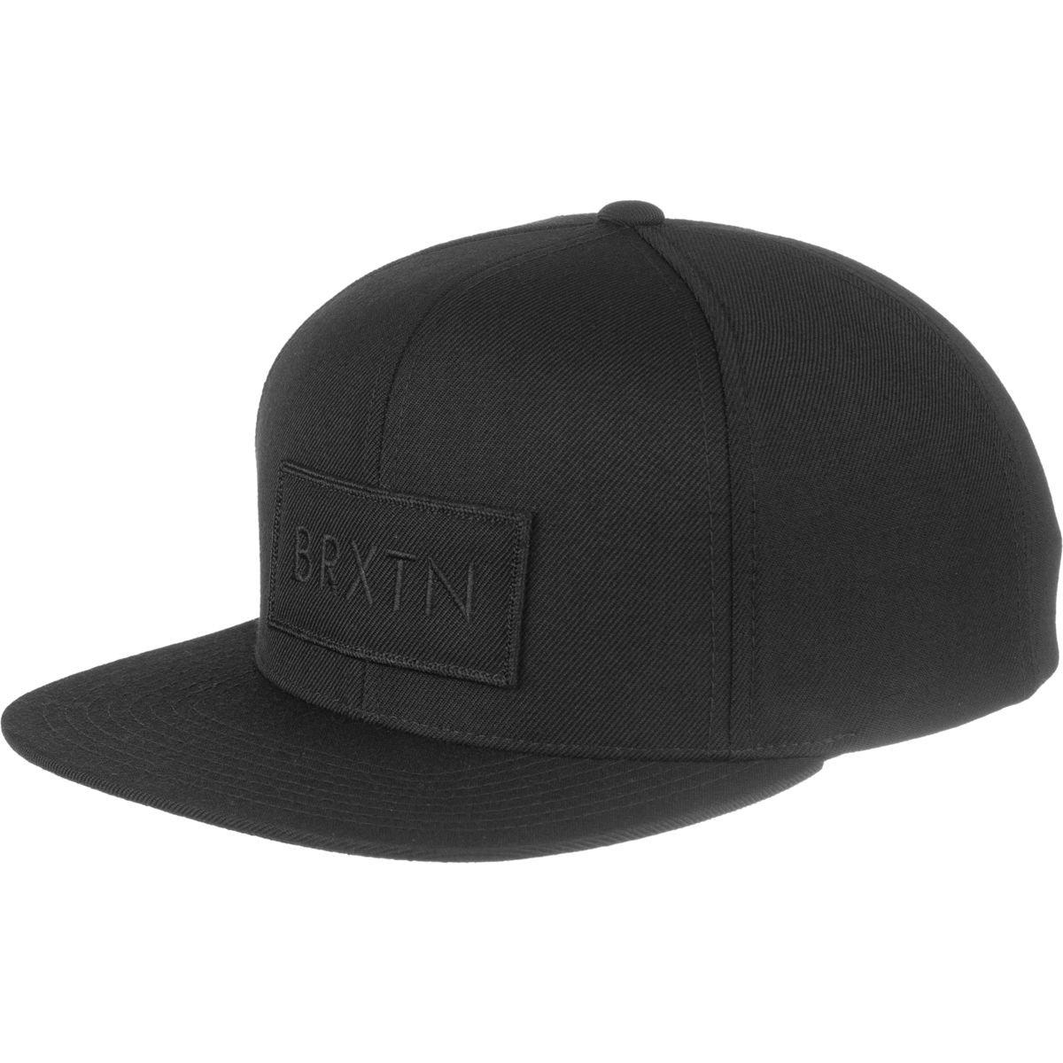 80ef27b0f38 Amazon.com  Brixton - Unisex-Adult Rift Snapback Hat