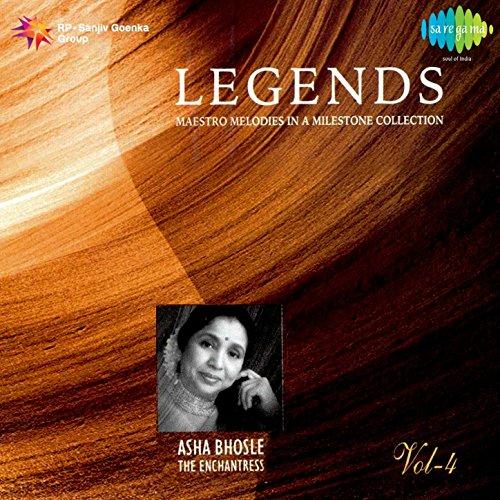 Legends: Asha Bhosle - The Enc...