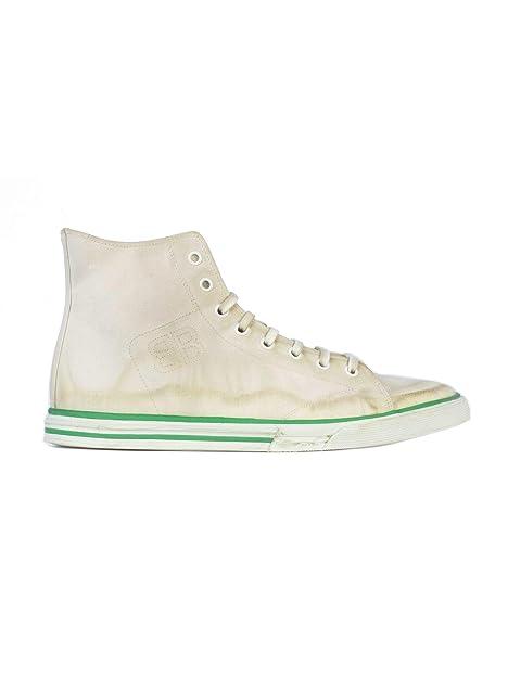 Balenciaga Hombre 541433W07019000 Beige Tela Zapatos: Amazon.es: Zapatos y complementos