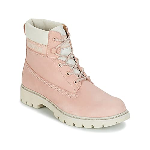 Caterpillar - Botas Mujer, Color Rosa, Talla 37 EU: Amazon.es: Zapatos y complementos