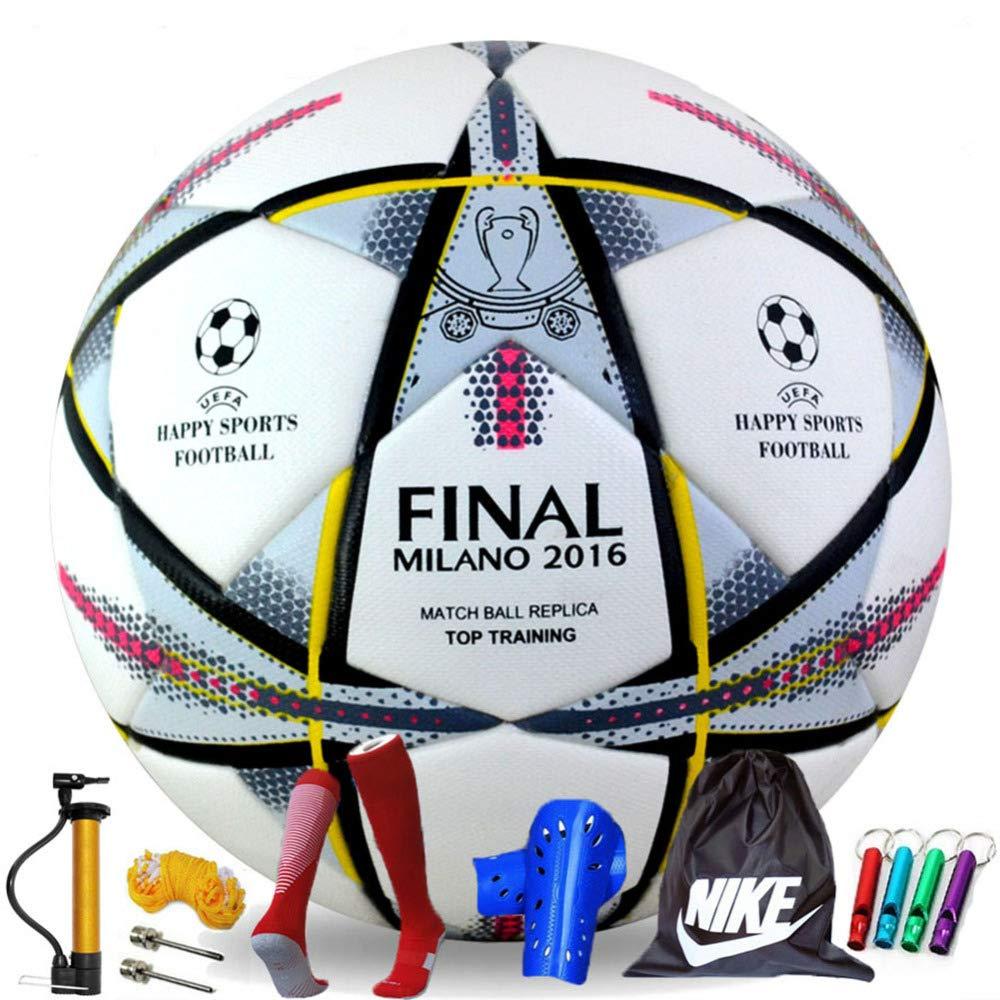 XFF Fútbol La Liga Premier League No. 5 fútbol Hombres formación ...