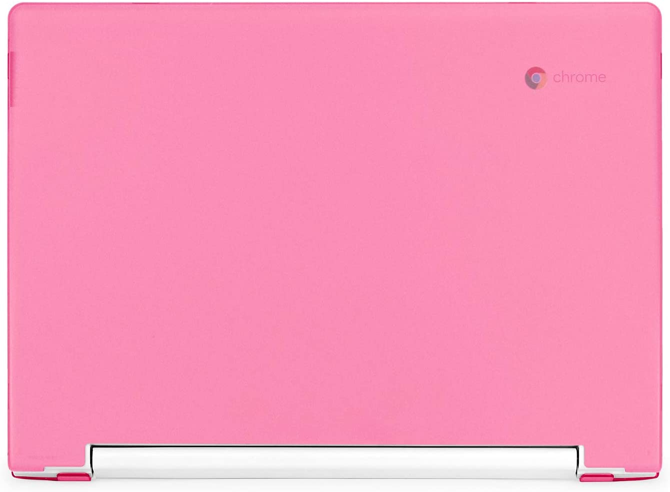 "mCover Hard Shell Case for Late-2018 11.6"" Lenovo C330 Series Chromebook Laptop (NOT Fitting Lenovo N21 N22 N23 N24 100E 300E 500E Flex 11 Yoga 11e Chromebook) (LEN-C330 Pink)"