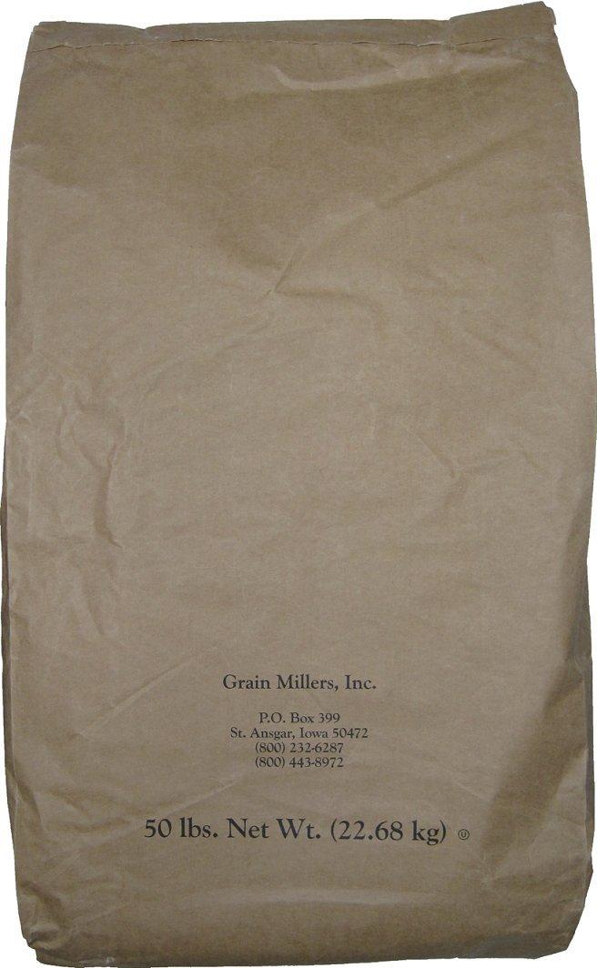 Kauffman's Fruit Farm Bulk Whole Oat Flour, 50 Lb. Bag by Kauffman's Fruit Farm (Image #1)