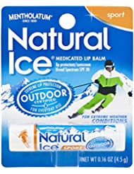 Natural Ice Sport - SPF 30 lip balm in Pack of 12 (4.5g...