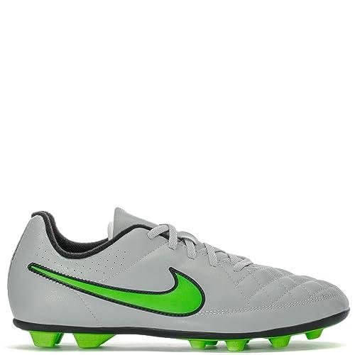 NIKE Boys  Football Boots Grey Size  11.5 Child UK  Amazon.co.uk ... 35b12136d9a15