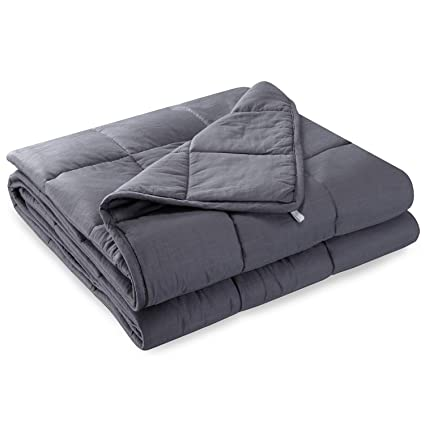 Amazon.com  Anjee 15 lbs Weighted Blanket for Adults  9ed6c2a2d