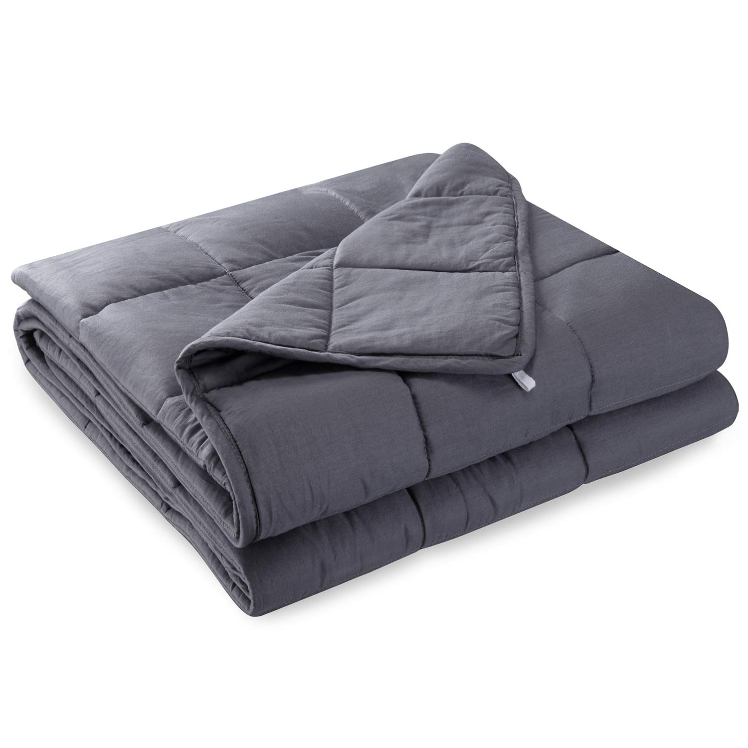 Softan Weighted Blanket For Adults Heavy Blanket Removable Cover 150x200cm 6.8kg