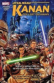 Star Wars: Kanan Vol. 1: The Last Padawan (Kanan - The Last Padawan) (English Edition)