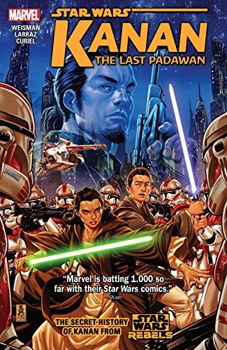 Star Wars: Kanan Vol. 1: The Last Padawan (Kanan - The Last -