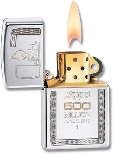 Zippo 500th Million Armor Limited