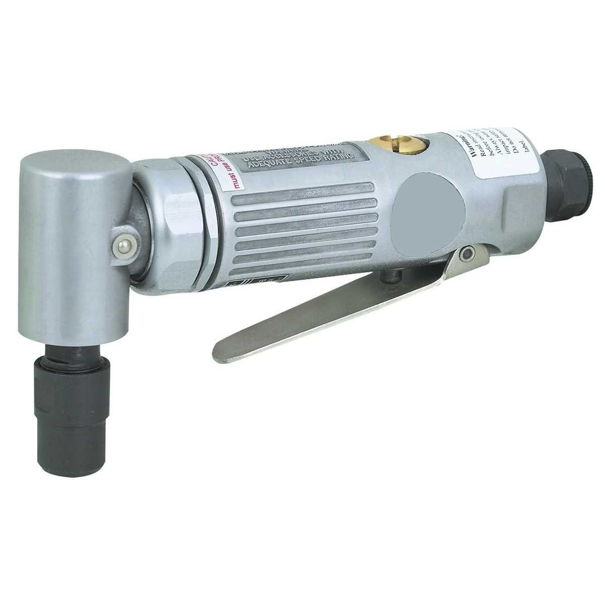 Air Angle Die Grinder Central Pneumatic