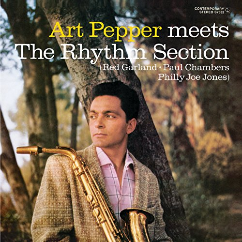 (Art Pepper Meets The Rhythm Section (OJC Remaster))