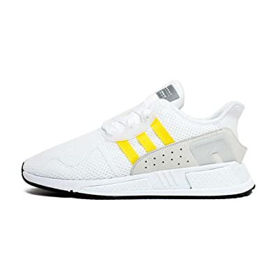 baccdbd82f16 adidas Originals EQT Equipment Cushion ADV Footwear White-EQT Yellow-Silver  Metallic 95 - sommerprogramme.de