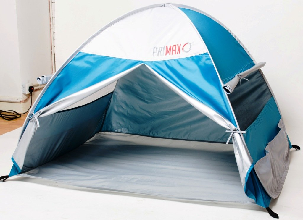 Pop Up Beach Cabana Junior with 50+ UPF Sun Protection Beach Tent RRP 29.99 by PRIMAX Amazon.co.uk Toys u0026 Games & Pop Up Beach Cabana Junior with 50+ UPF Sun Protection Beach Tent ...