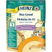 Heinz Rice Cereal - No Milk, 227g (Pack of 6)