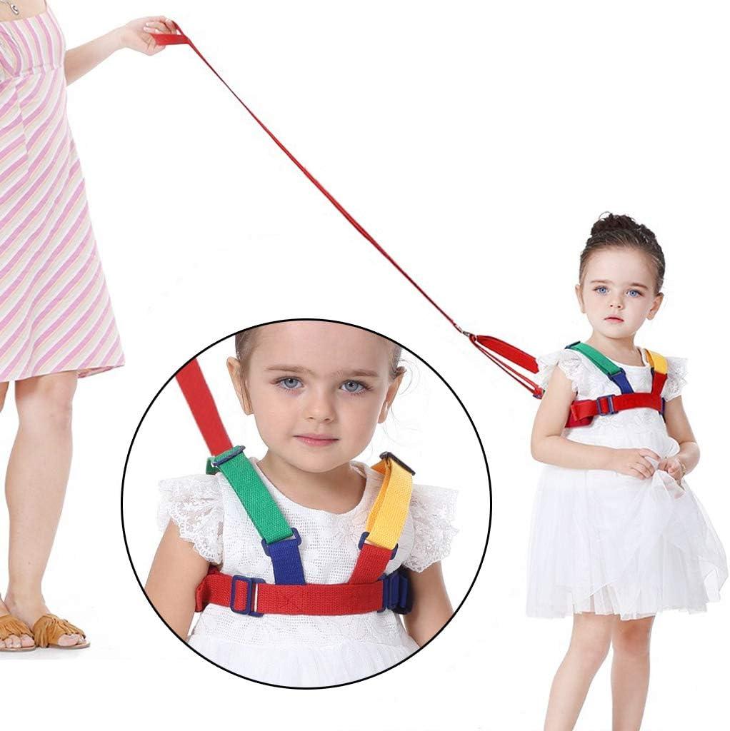 Anti perdu Bande de sécurité lien harnais bébé enfant baby Kid Bracelet Ceinture Reins