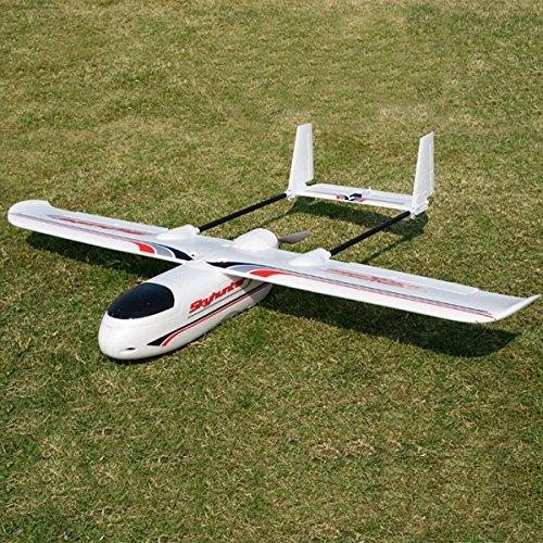 [Sonicmodell Mini Skyhunter 1238mm Wingspan FPV Rc Airplane PNP] (Park Flyers Cessna 182)