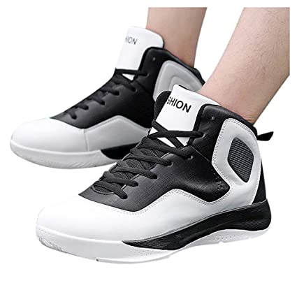 Calzado de baloncesto para hombre, Memefood Zapatillas Hombres ...