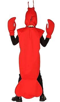 Disfraz de Gamba Roja Infantil: Amazon.es: Juguetes y juegos