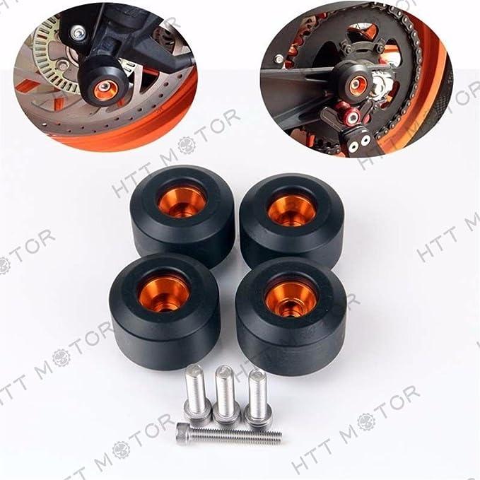 CNC Engine Guard Crash Frame Slider Cover Protector For Yamaha MT07 FZ07 13-18