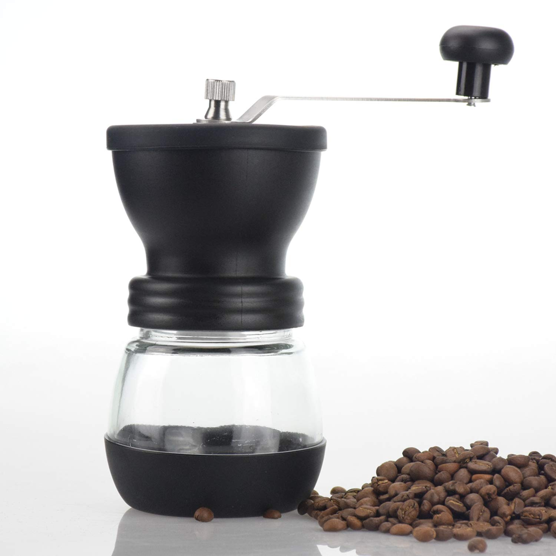 Amazon.com: Washable Ceramic Coffee Mill coffee grinder ...