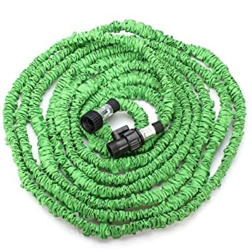 Amazoncom eBoTrade 25 Expandable and Flexible Garden Hose 25