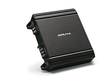 Alpine MRV-M250 amplificador para coche - amplificadores para coche (105 Db): Amazon.es: Electrónica
