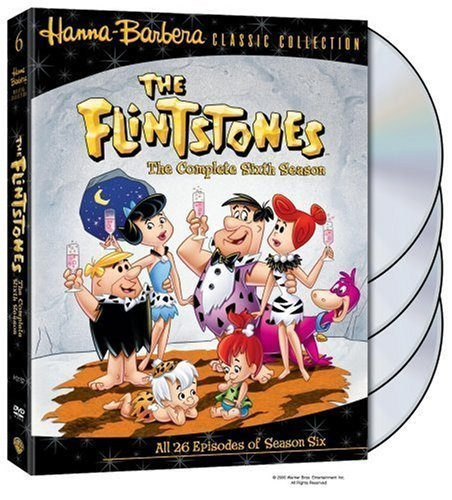 The Flintstones - The Complete Sixth Season by Turner Home Ent by Various