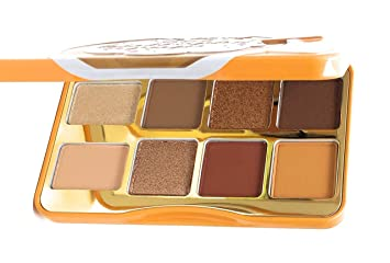 Too Faced Limited Edition Paleta De Sombras De Ojos De Ron Con Mantequilla Caliente 0 12 Onzas Beauty