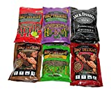 BBQrs Delight Wood Smoking Pellets - Super Smoker Variety Value Pack - 1