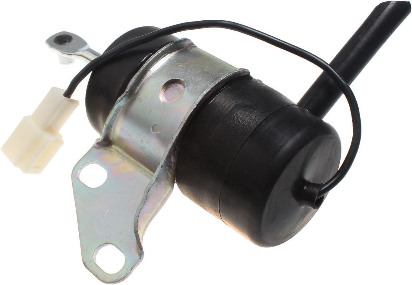Fuel Shutoff Solenoid 6670776 Fits Fits Bobcat 453 MT55 320 322 E08 E16