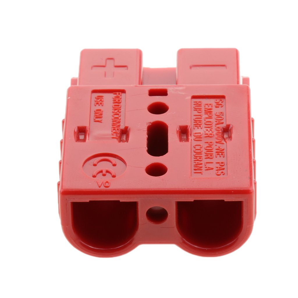 600V 50A D DOLITY 2 Sets Battery Quick Connector 175AMP 120AMP 50AMP Plug Connect Disconnect Winch Trailer