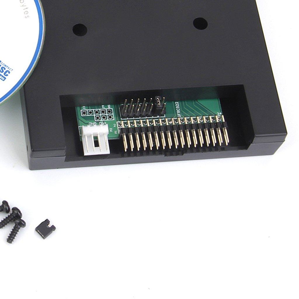Gazechimp SFR1M44-U100K Emulador de Unidad de Disquete USB para Órgano Electrónico: Amazon.es: Electrónica