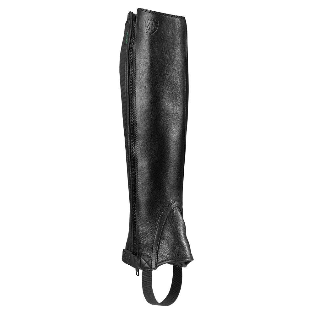 Ariat ブリーズチャップ 男女共用ハーフチャップス B00JAKYJ80 Large Short|ブラック ブラック Large Short
