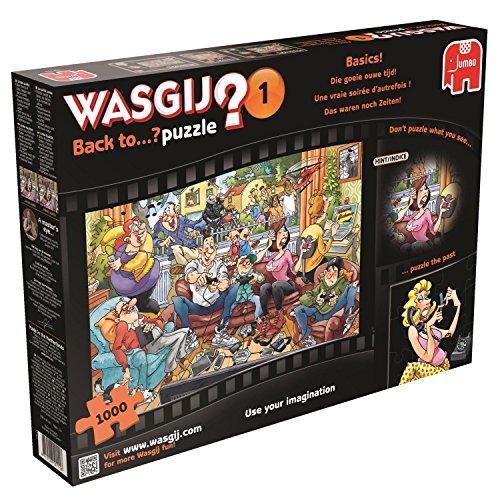 Wasgif Basic Jigsaw Puzzle by Jumble