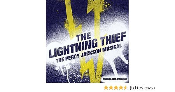 The Lightning Thief (Original Cast Recording) by Various