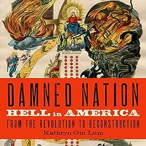 Damned Nation Audiobook